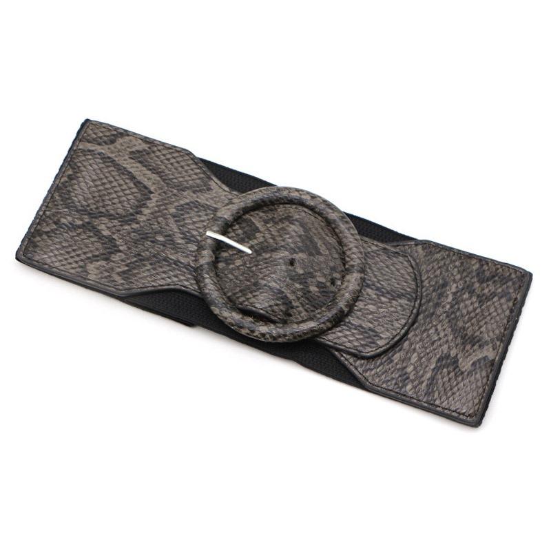 Ericdress Snake Printing Fashion PU Belts