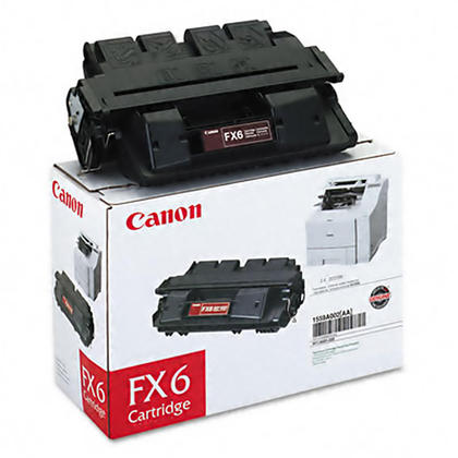 Canon FX6 Original Black Toner Cartridge