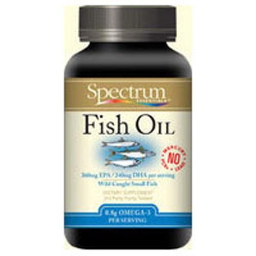 Fish Oil Cp250 by Spectrum Essentials
