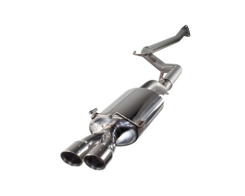 aFe MACHForce XP Stainless Steel Catback Exhaust System Honda Civic Si Coupe L4-2.4L 12-15