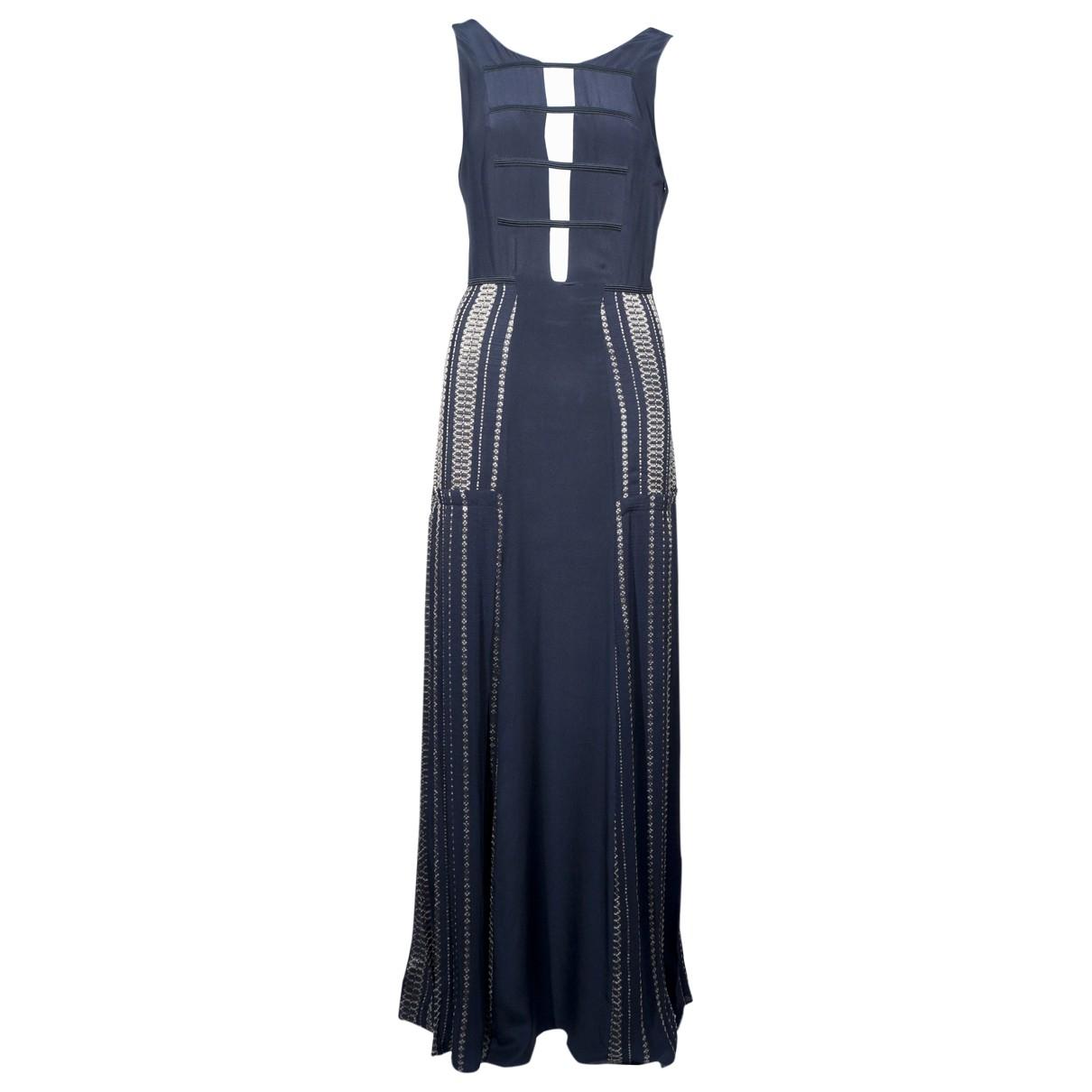 Zeus + Dione \N Black Silk dress for Women 36 FR