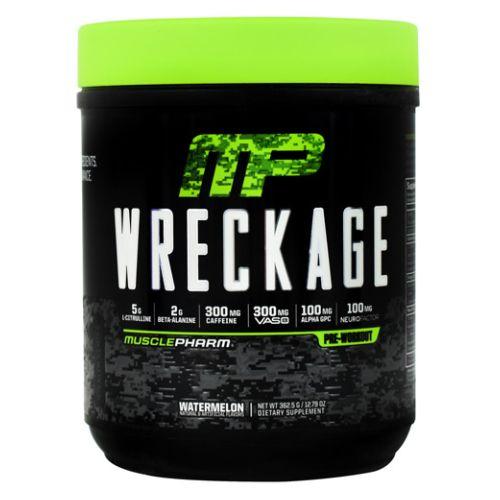 Wreckage Watermelon 25 Servings by Muscle Pharm