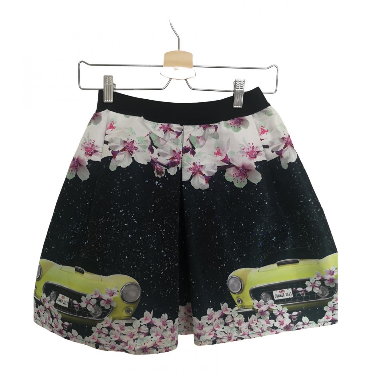 Pinko \N Multicolour skirt for Women 40 IT