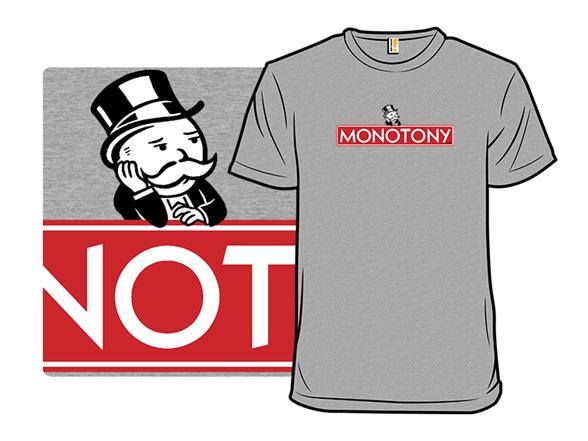 Monotony T Shirt