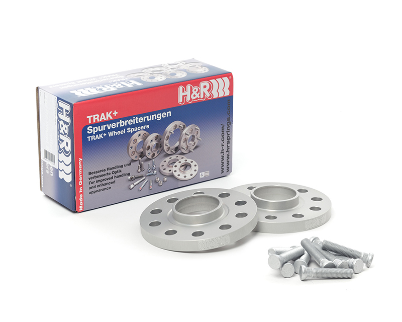 H&R 3075725 Trak+ | 5|120 | 72.5 | Bolt | 14x1.25 | 15mm | DR Wheel Spacer BMW X6 X70 09-14
