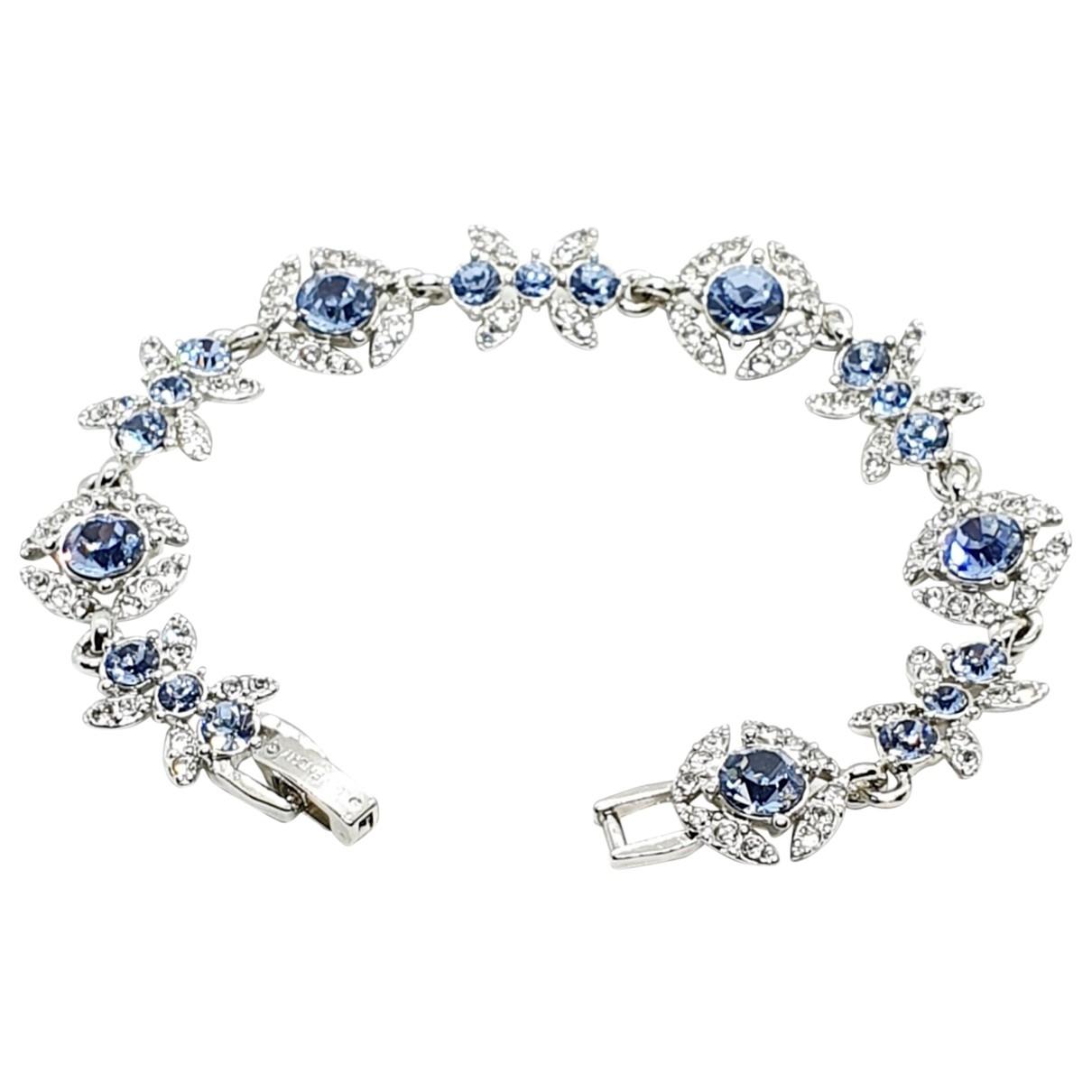 Givenchy \N Blue Crystal bracelet for Women \N