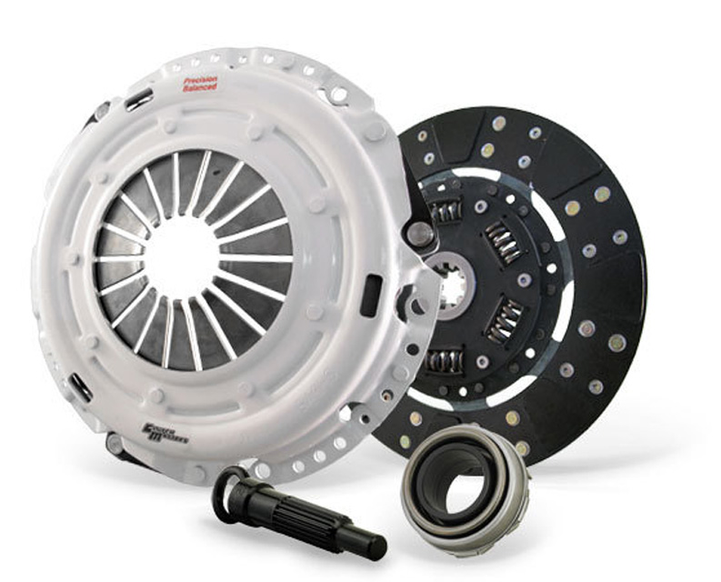 Clutch Masters 16065-HDFF FX350 Single Clutch Kit Toyota Corolla 1.6L 4AFE 4WD (To 7-89) 88-89