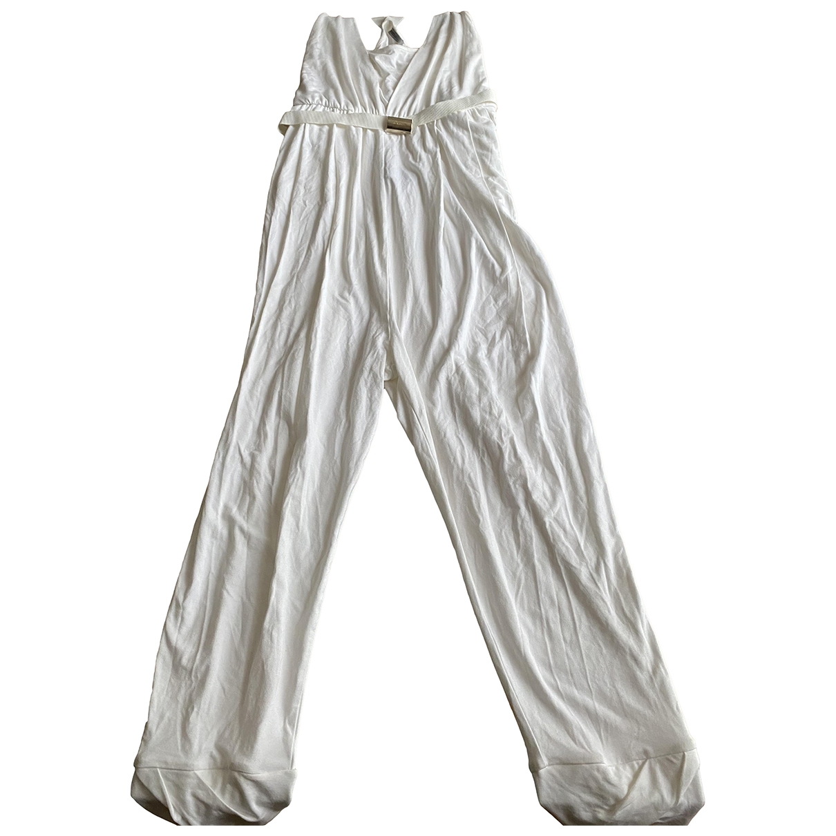 Sport Max \N White jumpsuit for Women 42 IT