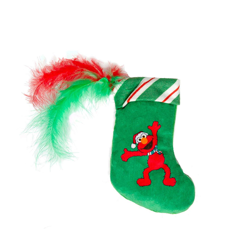 Pet Krewe Santa Elmo Catnip Toy