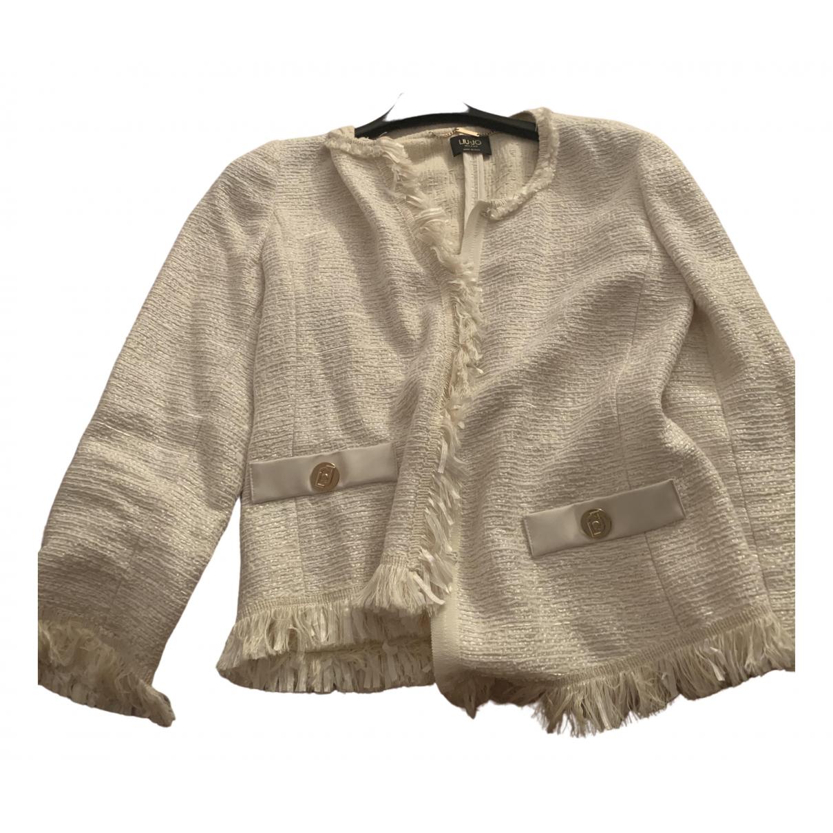 Liu.jo \N White jacket for Women 44 IT