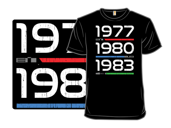 Classic Dates T Shirt
