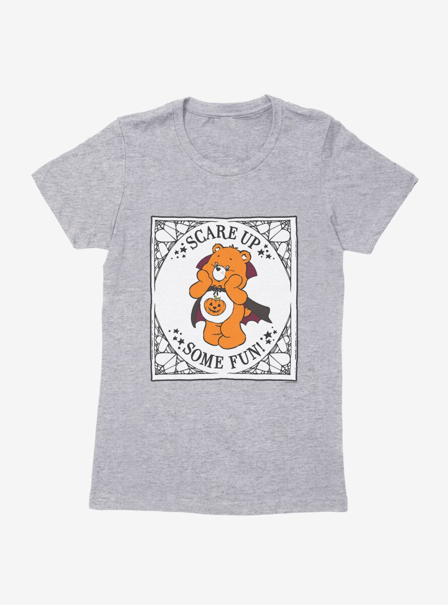 Care Bears Scare Up Some Fun Womens T-Shirt