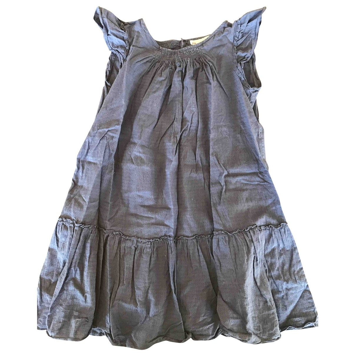 Bonpoint \N Blue Cotton dress for Kids 10 years - up to 142cm FR