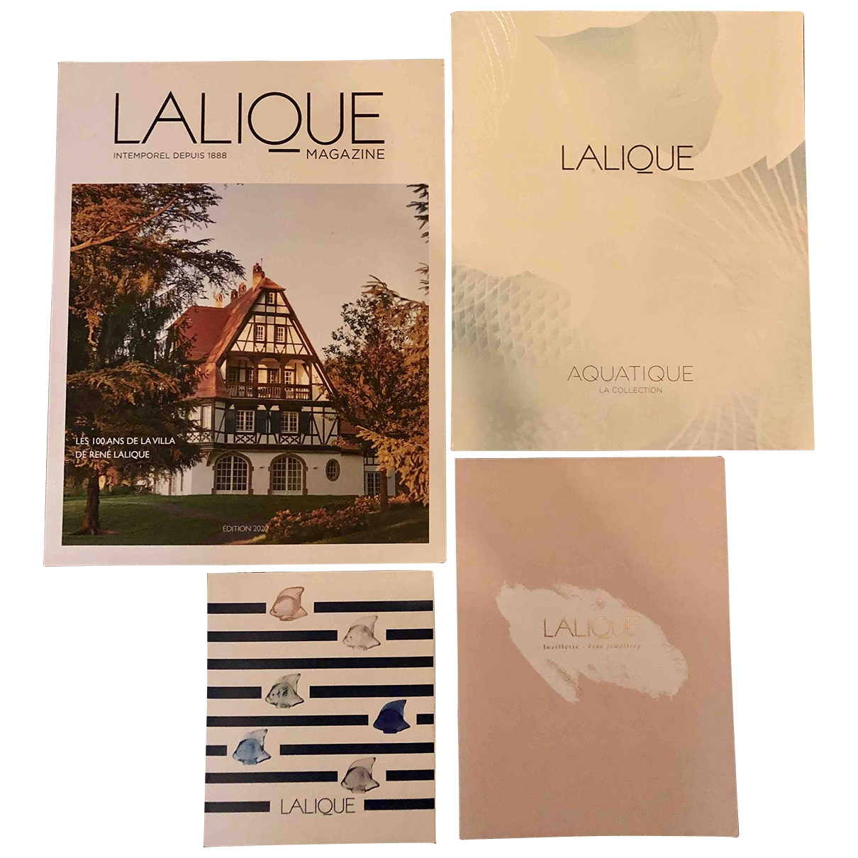 Lalique \N Multicolour Cotton Photography for Life & Living \N