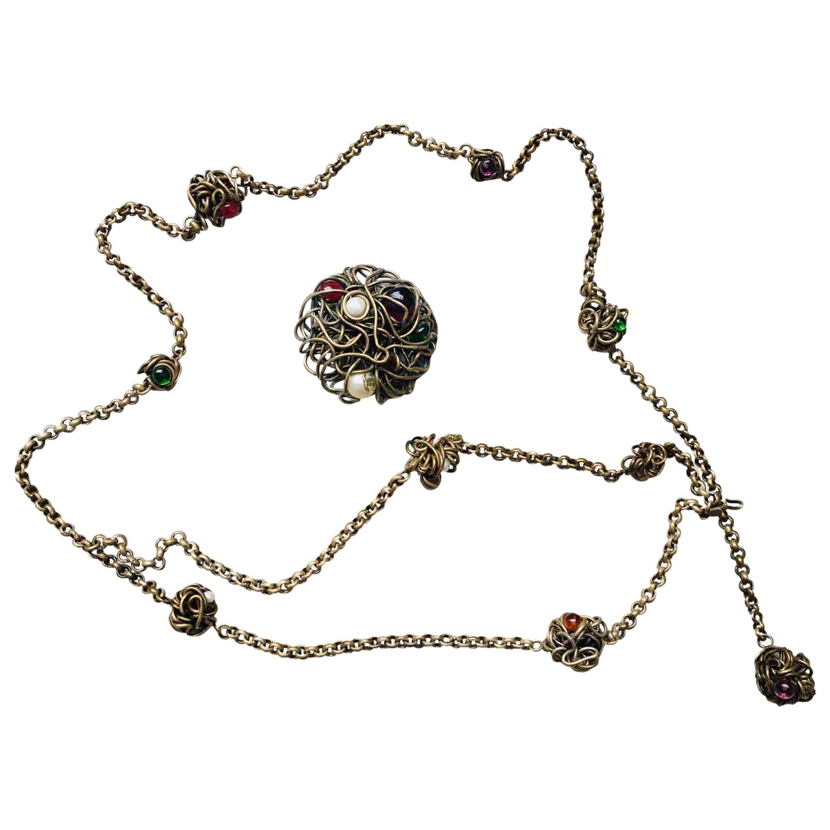 Chanel \N Metal Jewellery set for Women \N
