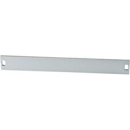 Schroff 19-inch Front Panel, 3U, 5HP, Grey, Aluminium