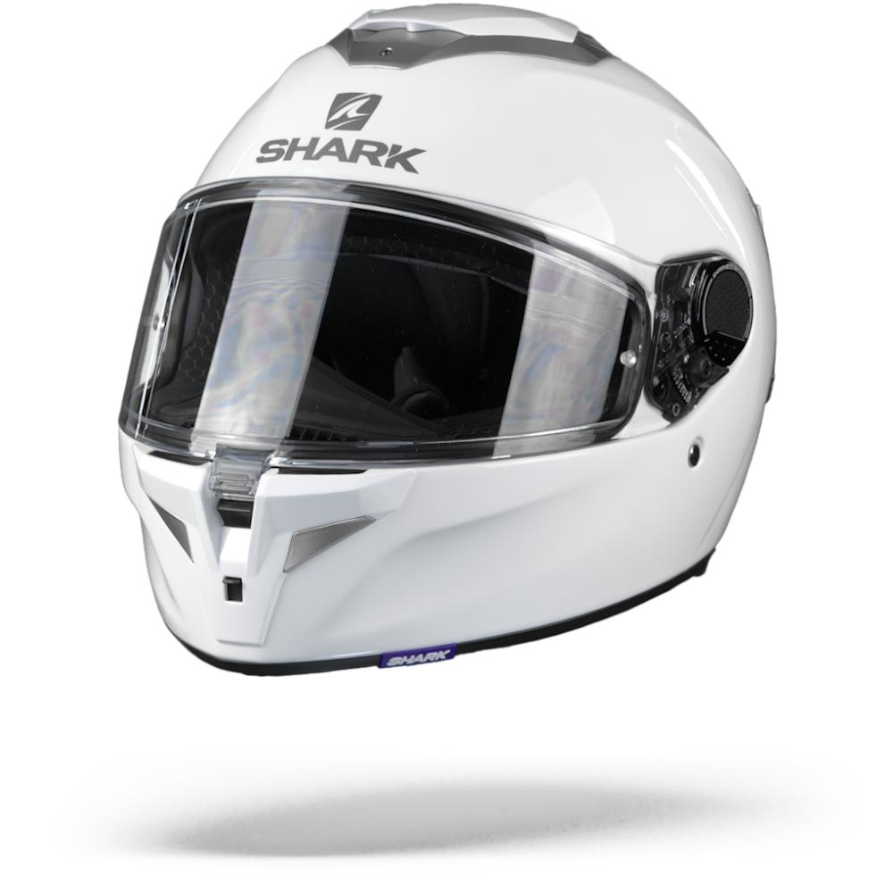 Shark Spartan GT Blank Casco Integral Blanco Azur L