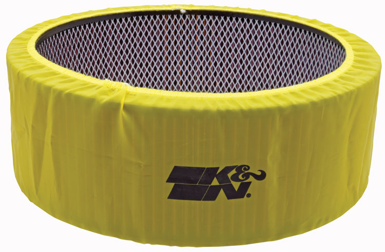 K&N E-3760PY Air Filter Wrap
