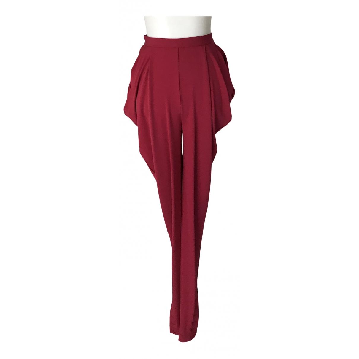 Zuhair Murad \N Trousers for Women 40 IT