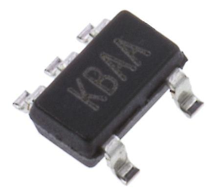 Microchip MIC5205YM5-TR, LDO Regulator, 150mA Adjustable, 1% 5-Pin, SOT-23 (25)