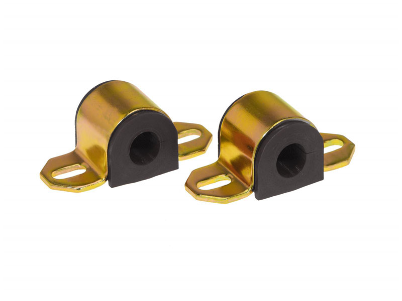 Prothane 19-1131-BL Universal Sway Bar Bushings - 13/16 for B Bracket - Black
