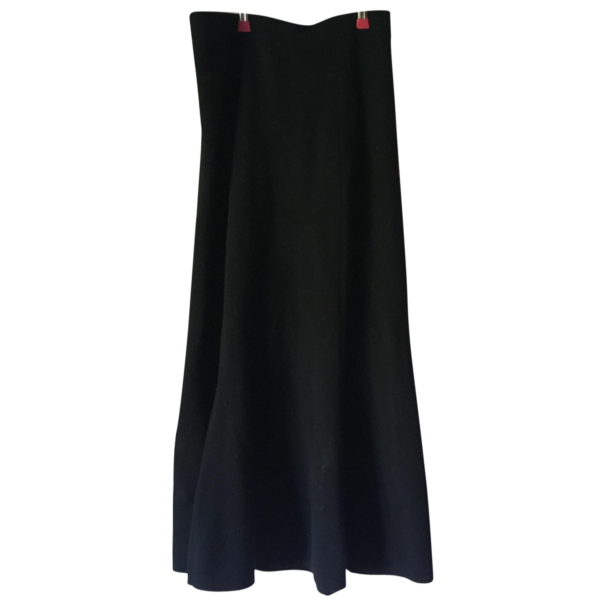 Joseph \N Black Wool skirt for Women S International