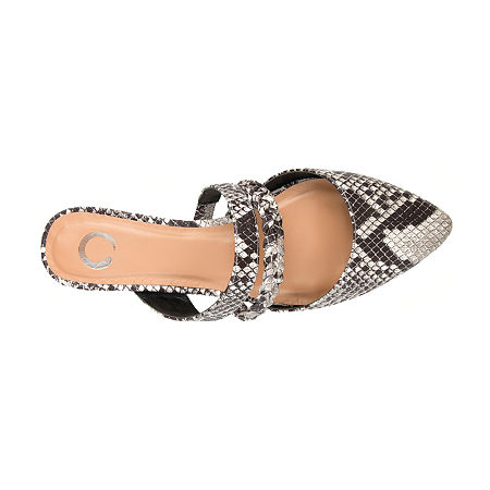 Journee Collection Womens Olivea Slip-On Shoe, 9 Medium, Multiple Colors
