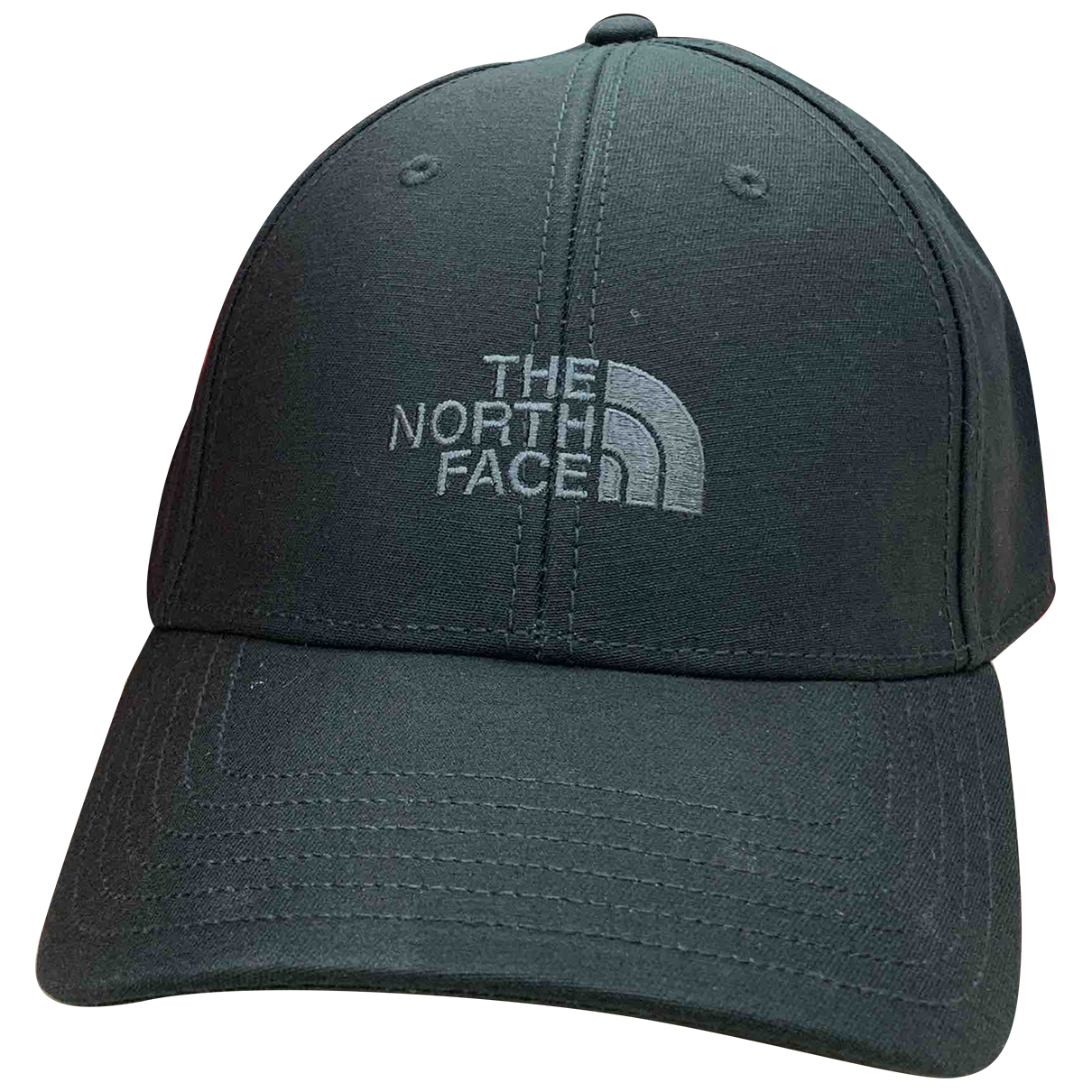 The North Face \N Black Cotton hat for Women 55 cm