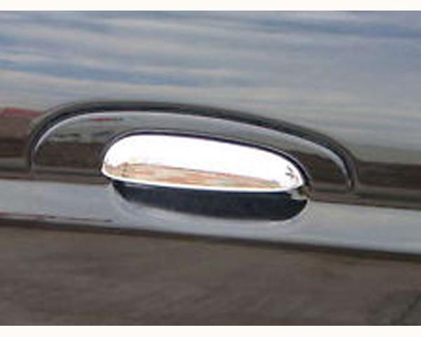 Quality Automotive Accessories Stainless Steel Door Handle Trim Jaguar S-type 2008