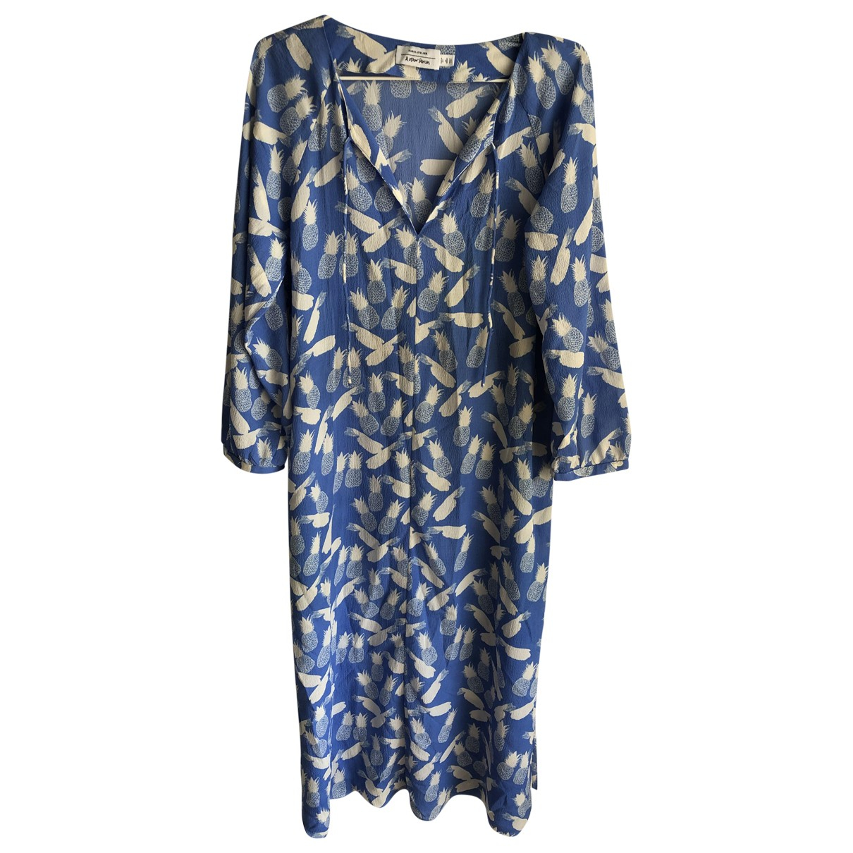 & Stories \N Blue dress for Women 34 FR