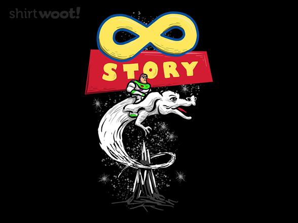 Beyond Infinity T Shirt