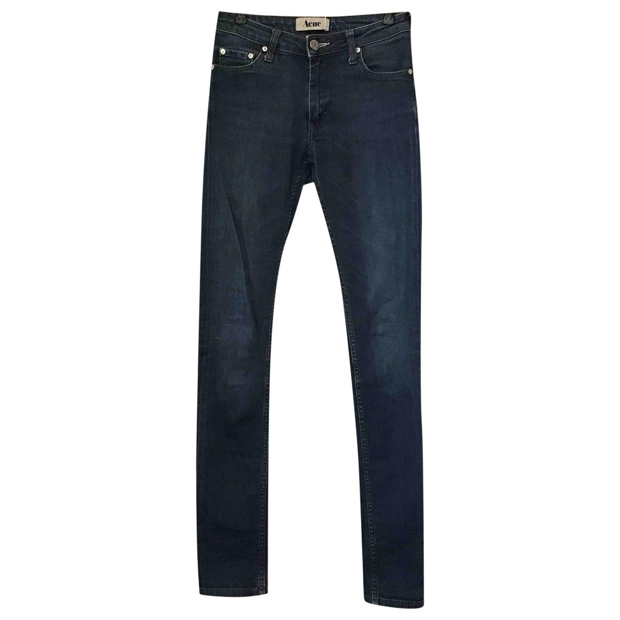 Acne Studios Flex Cotton Jeans for Women 26 US