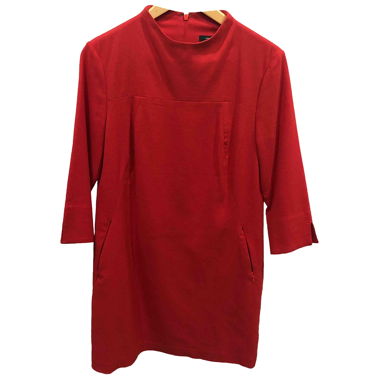 French Connection \N Red dress for Women 10 UK