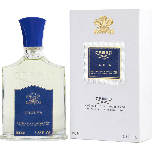 Creed - Erolfa : Eau de Parfum Spray 3.4 Oz / 100 ml