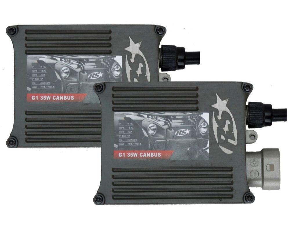 Race Sport Lighting BALLAST-CANBUS-G1-PR Gen1 35W HID Conversion Spare Ballast - Pair