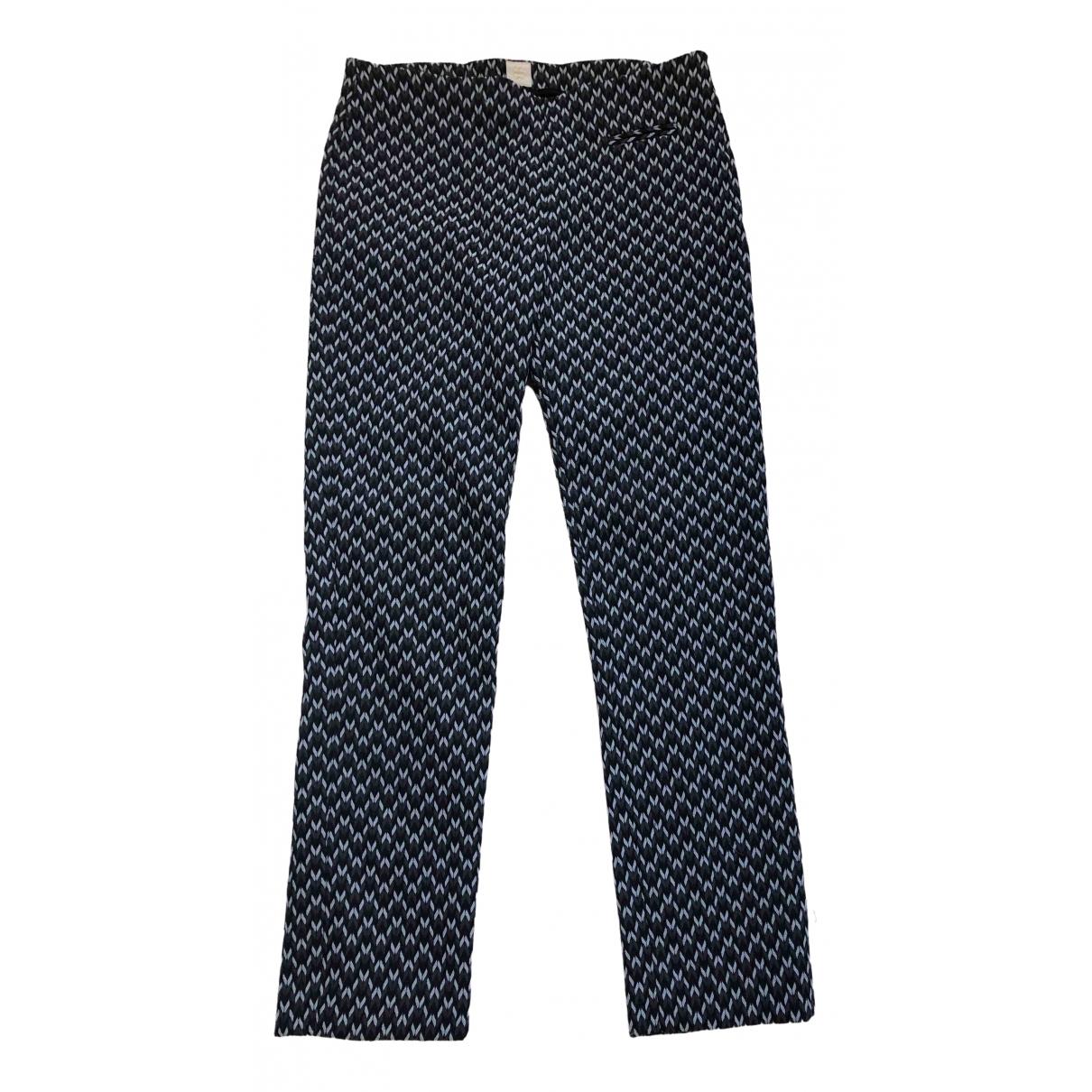 True Royal \N Multicolour Trousers for Women 42 IT