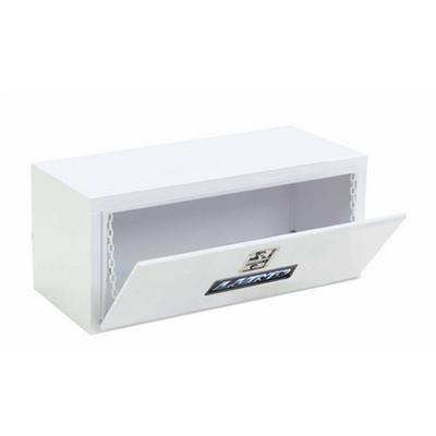 Lund Steel Underbody Storage Box (White) - 6130