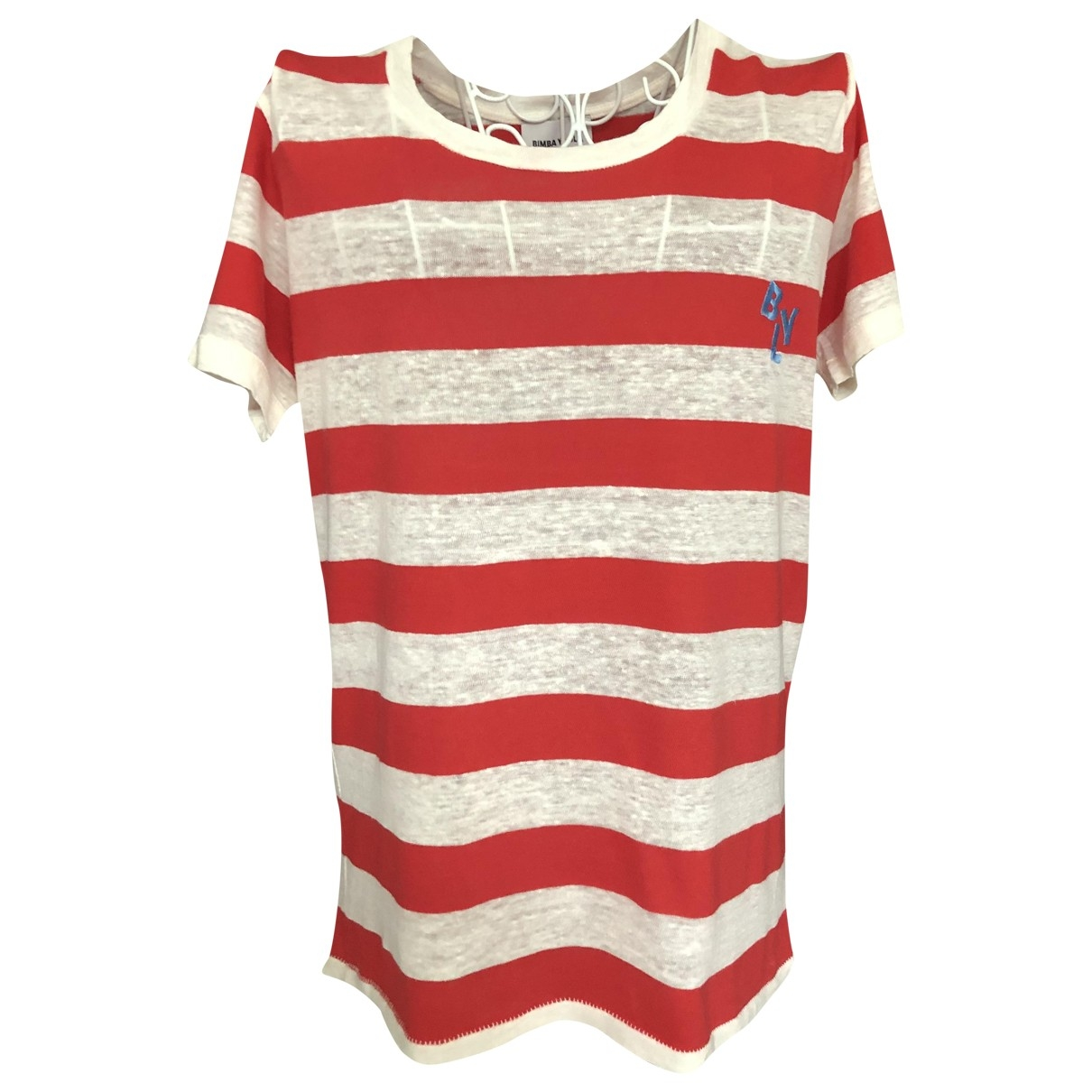 Bimba Y Lola \N Red Cotton  top for Women S International