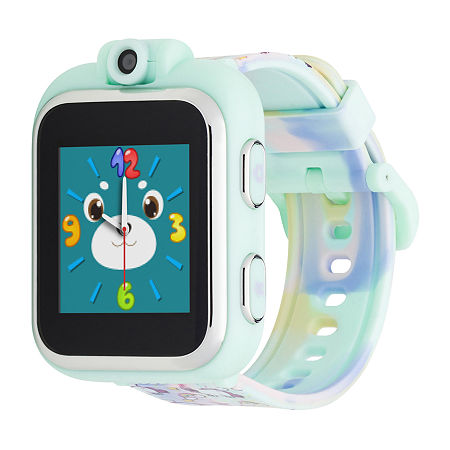 Itouch Playzoom Girls Green Smart Watch-Ipz13072s06a-Tdp, One Size , No Color Family
