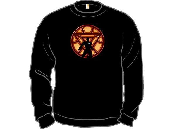 Iron Heart T Shirt