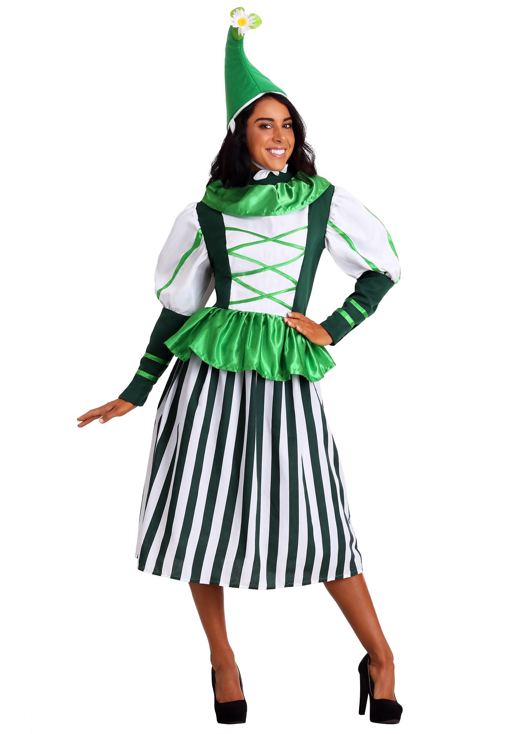 Woman's Munchkin Deluxe Costume