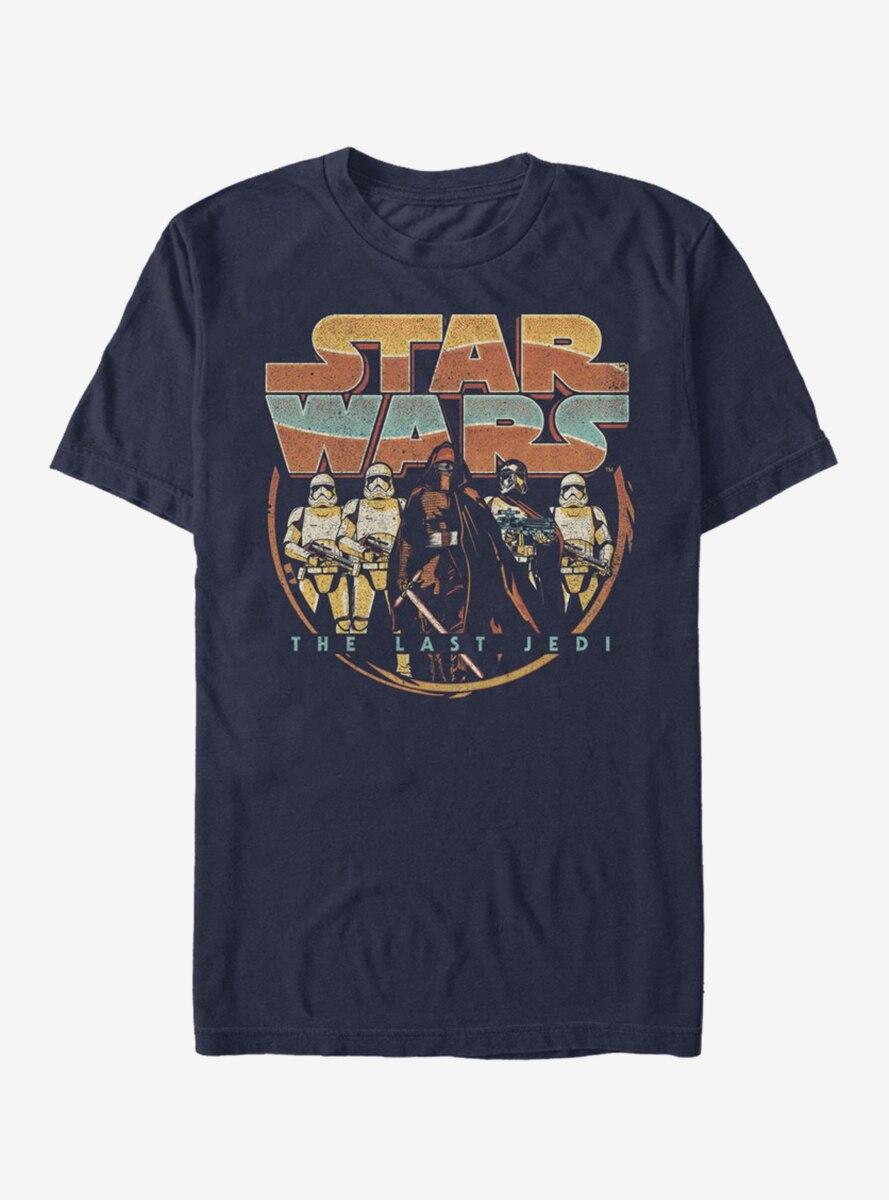 Star Wars Rey Resistance Propaganda Frame T-Shirt