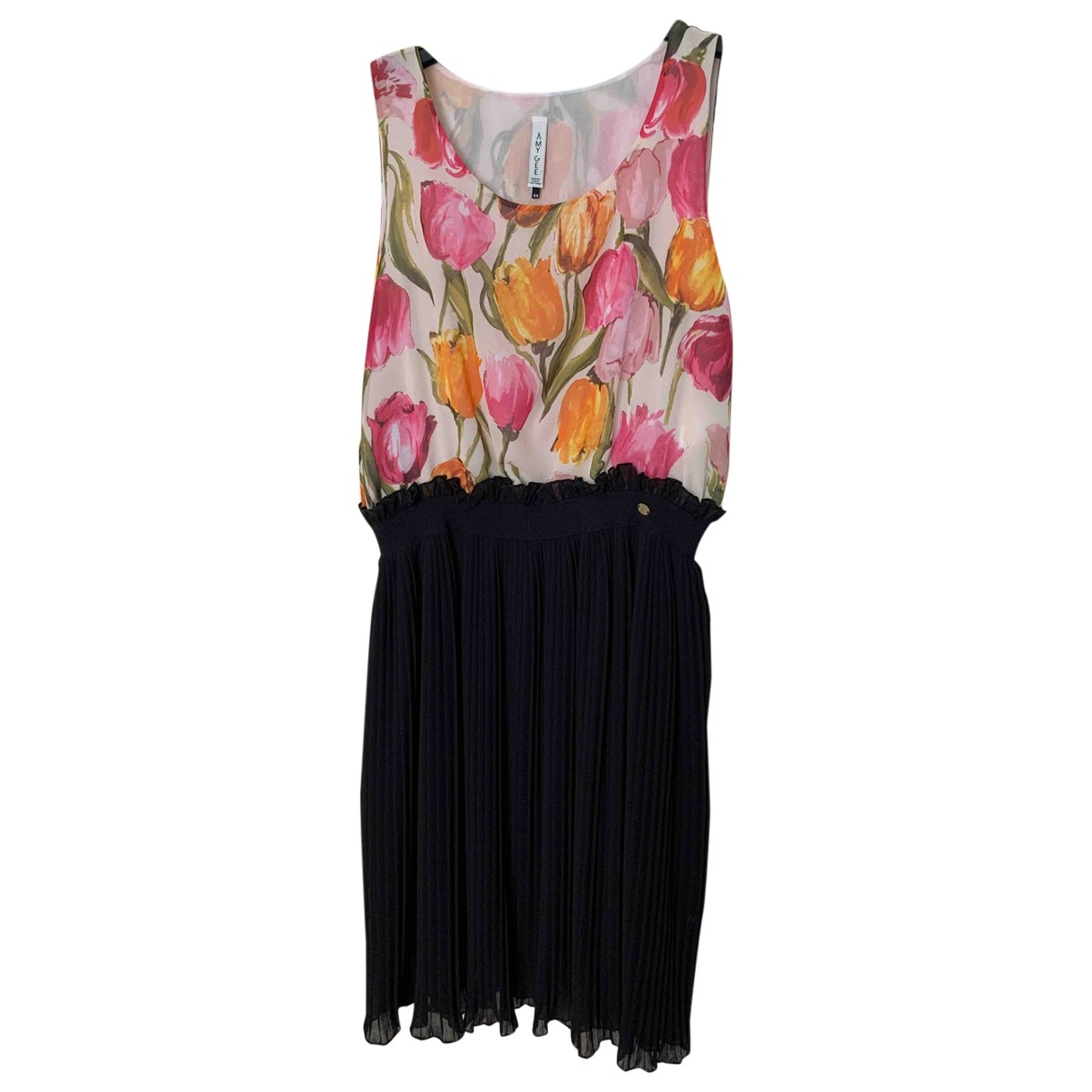 Non Signé / Unsigned \N Multicolour dress for Women 44 IT