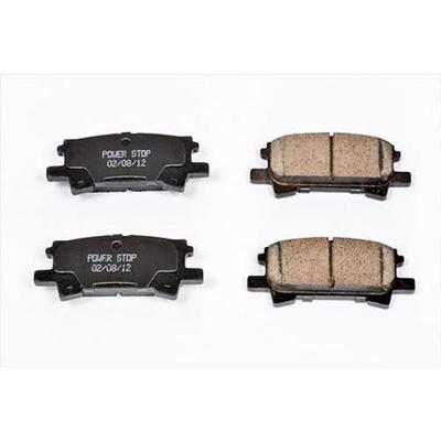 Power Stop Z16 Evolution Scorched Brake Pads - 16-996