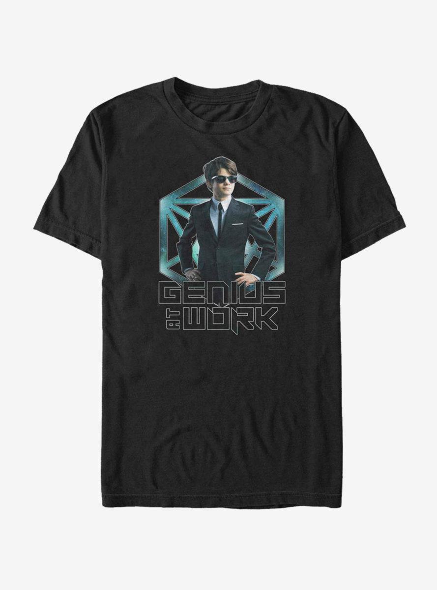 Disney Artemis Fowl Hero Shot T-Shirt
