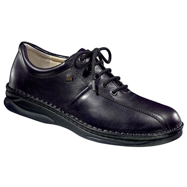 Finn Comfort Dijon Black Leather 105 Uk