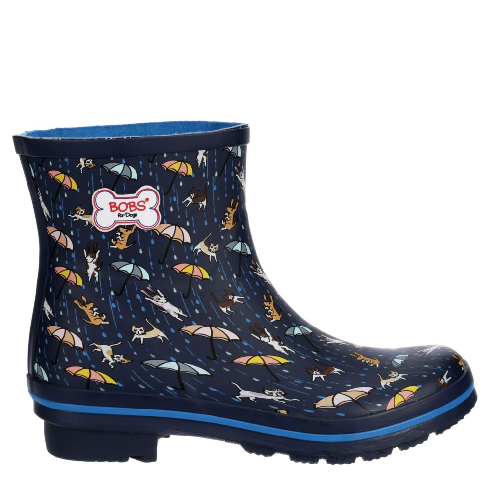Skechers Bobs Womens Puddle Paws Rain Boot