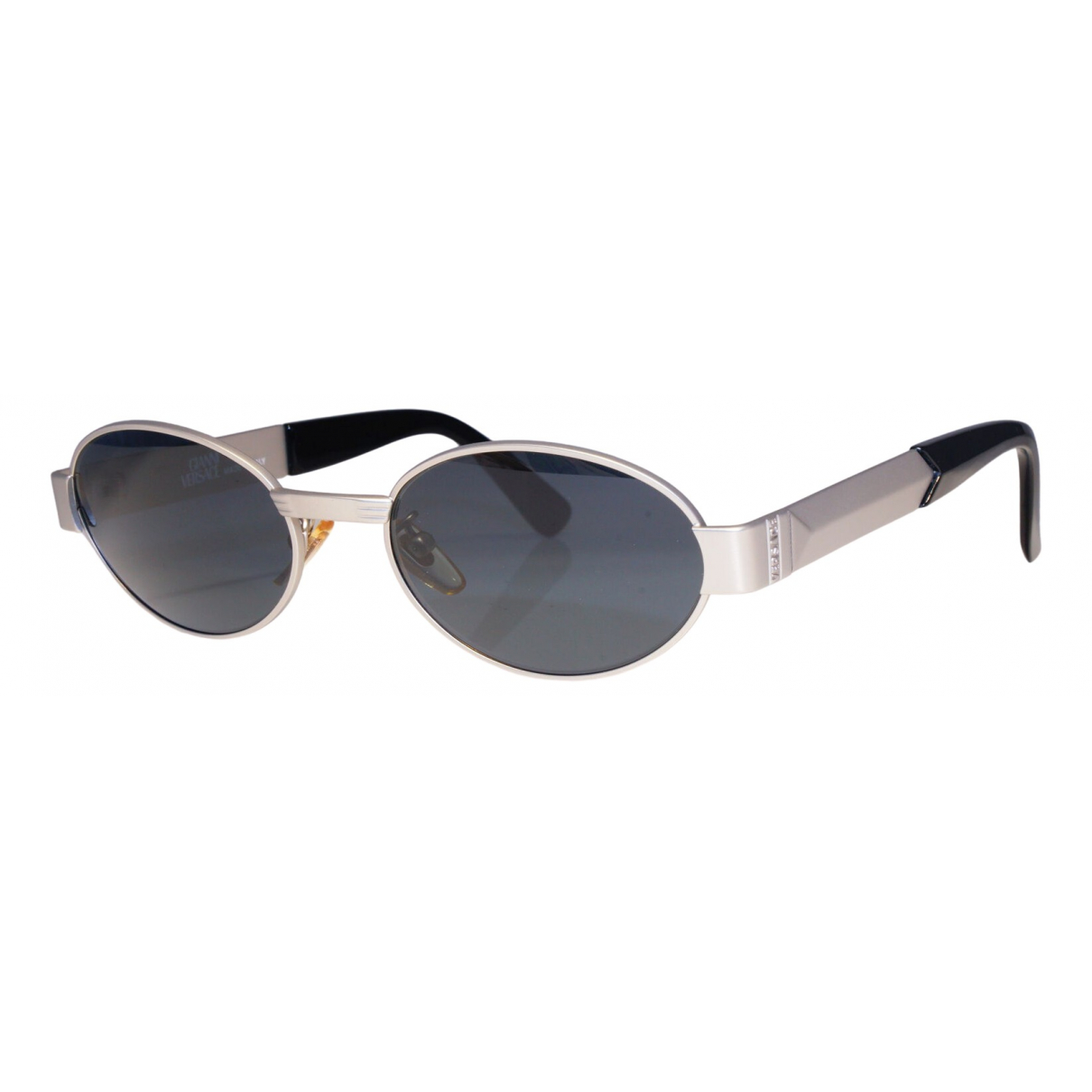 Gianni Versace \N Black Sunglasses for Men \N