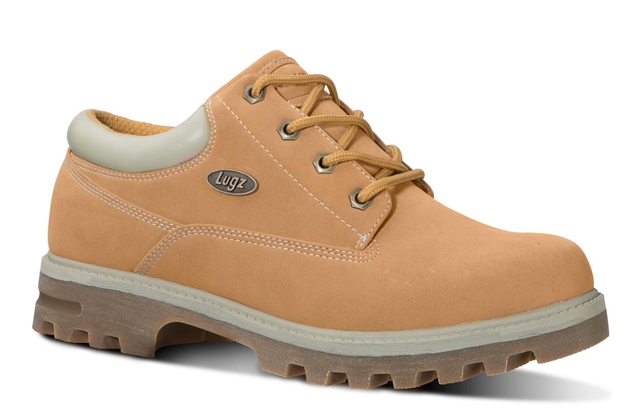 Men's Empire Lo Water Resistant Oxford Boot (Choose Your Color: Golden Wheat/Cream/Gum, Choose Your Size: 9.0)