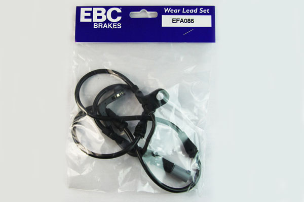 EBC Brakes EFA085 Wear Leads Front Disc Brake Pad Wear Sensor FMSI D1294 BMW Front